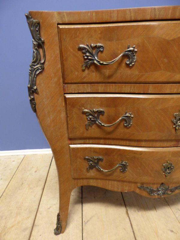 Antique French Commode - Chest Drawers - F16 SOLD